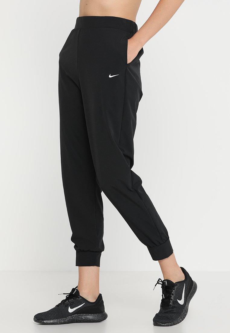 Nike Performance - Jogginghose - black/white