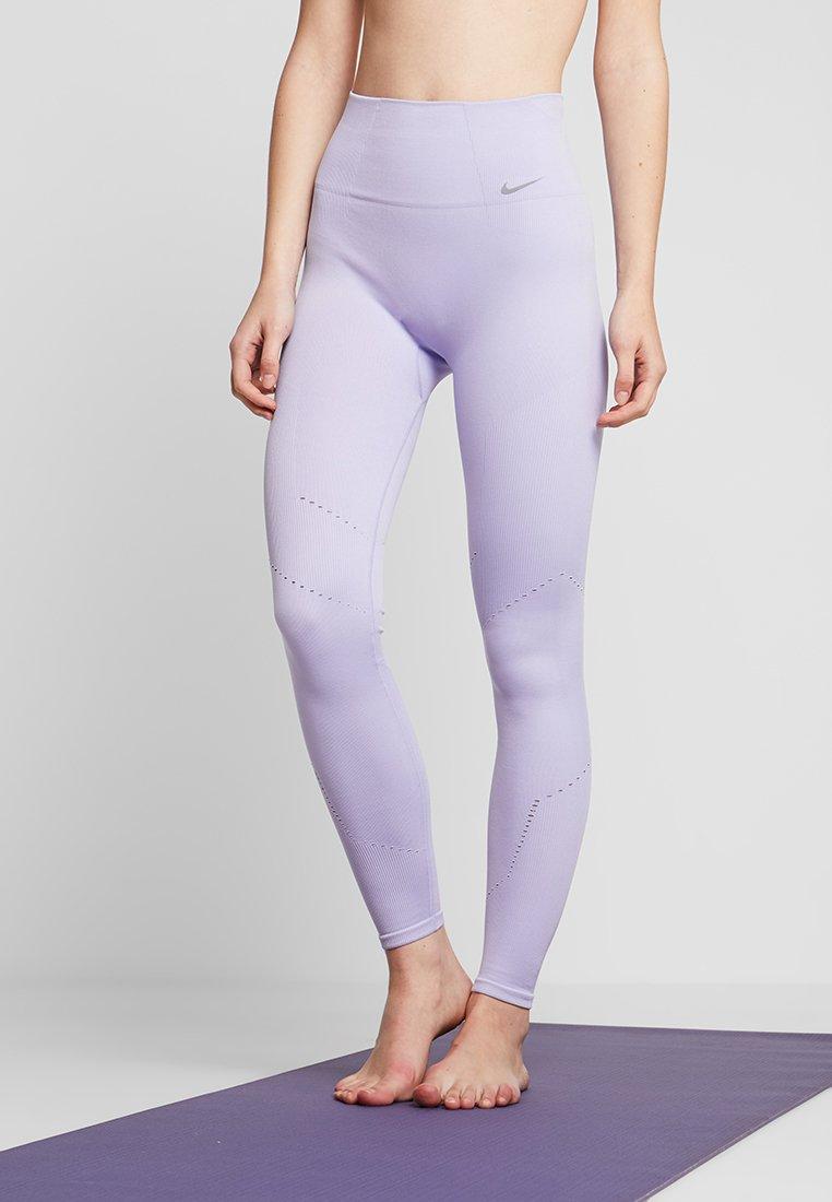 Nike Performance - STUDIO - Tights - purple dawn/white