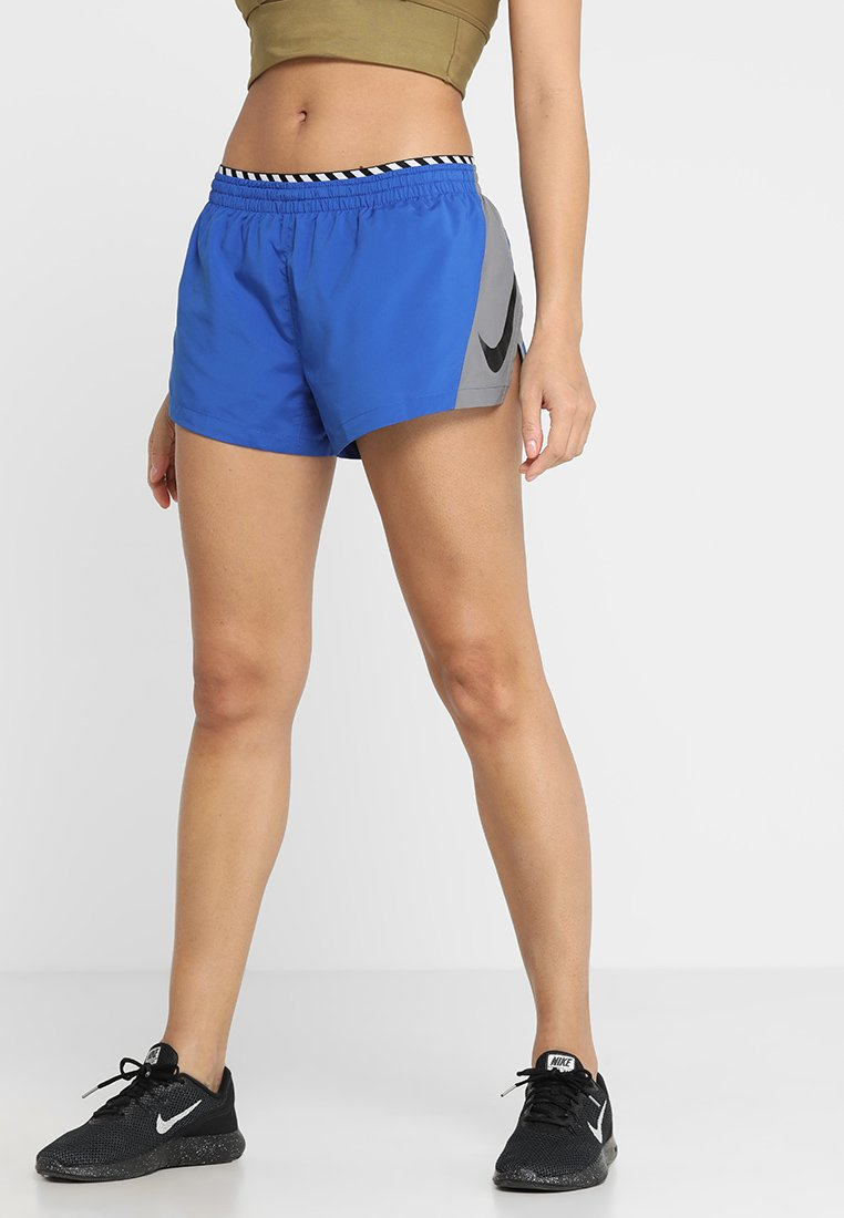 Nike Performance - ICON CLASH RUNNING TRACK SHORT - kurze Sporthose - game royal/gunsmoke/black