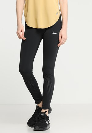 EPIC - Legging - black/silver