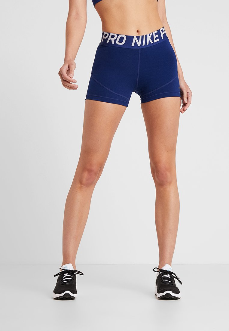 Nike Performance - SHORT NEW - Trikoot - blue void/black