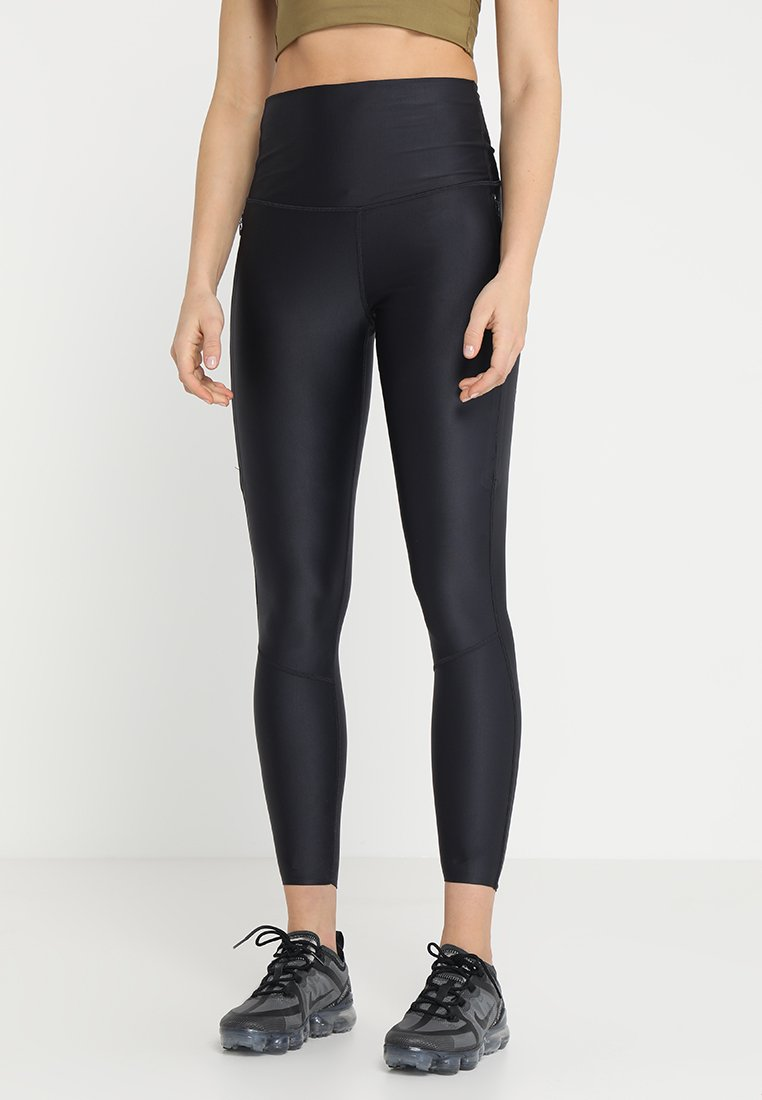 Nike Performance - TECH PACK TRAINING - Medias - oil grey/black