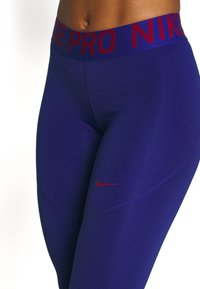 Nike Performance - Leggings - deep royal blue/noble red - 6
