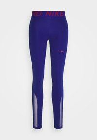 Nike Performance - Leggings - deep royal blue/noble red - 5