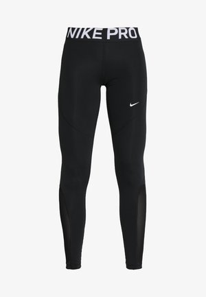 W NP TIGHT - Leggings - black/white