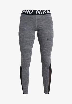 Leggings - black/heather