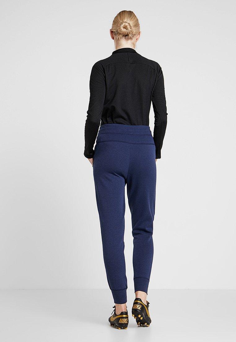 Nike Performance FFF FRANKREICH PANT - Spodnie treningowe - midnight navy/white