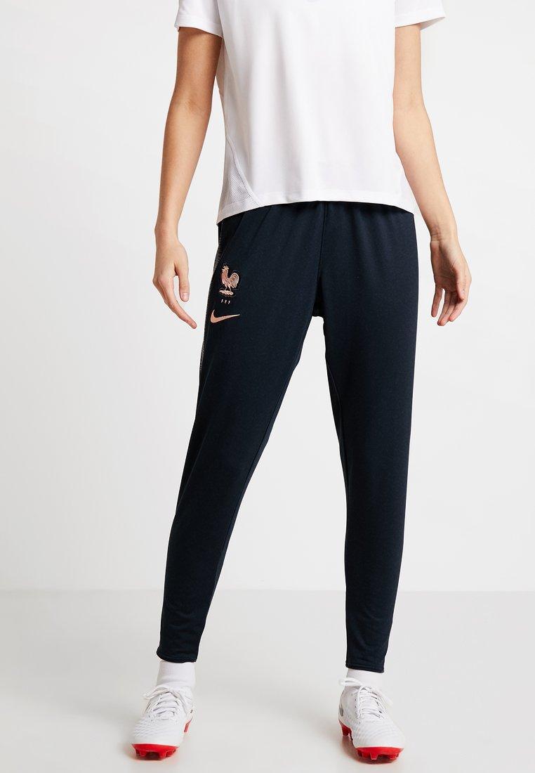 Nike Performance - FRANKREICH DRY PANT  - Pantaloni sportivi - dark obsidian/thunder blue