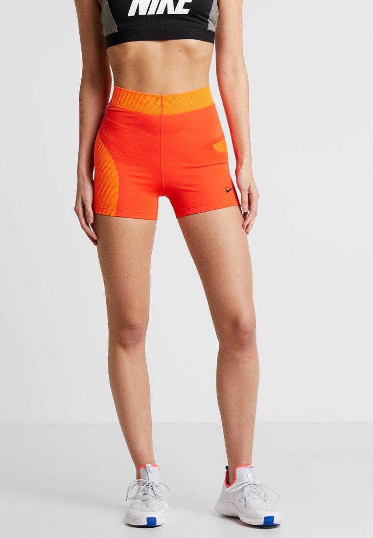 Nike Performance - Tights - team orange/black