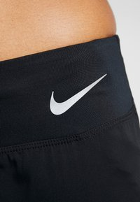 Nike Performance - ECLIPSE - Sports shorts - black - 6