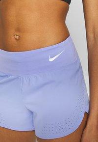 Nike Performance - ECLIPSE SHORT  - Urheilushortsit - light thistle/reflective silver - 5