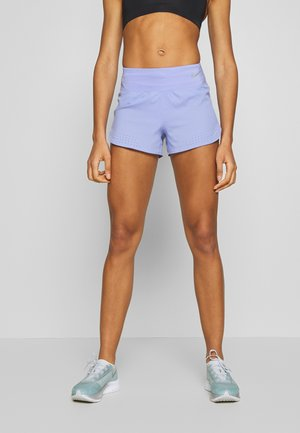 ECLIPSE SHORT  - Sports shorts - light thistle/reflective silver