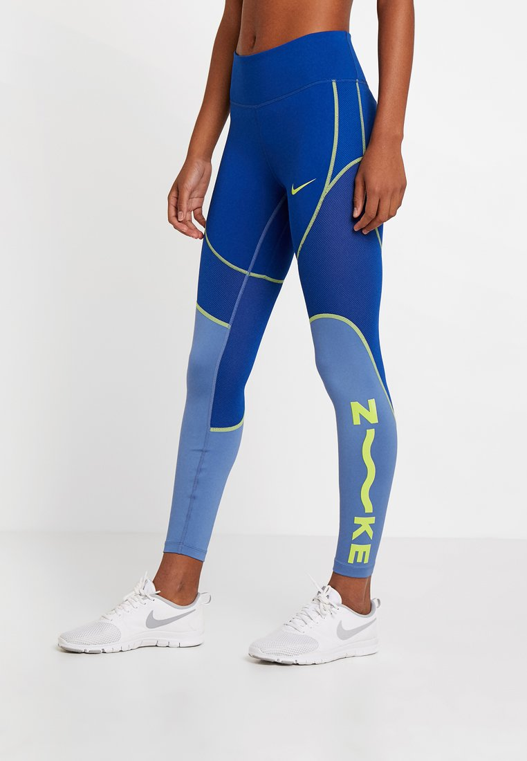 Nike Performance - ALL IN - Collant - indigo force