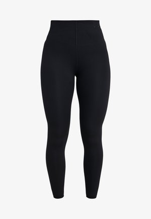 W NK SCULPT LUX TGHT 7/8 - Leggings - black