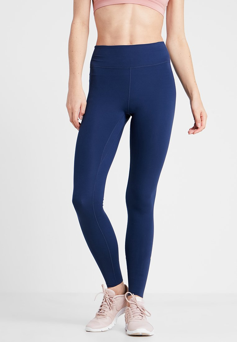 Nike Performance - ALL IN LUX - Tights - midnight navy