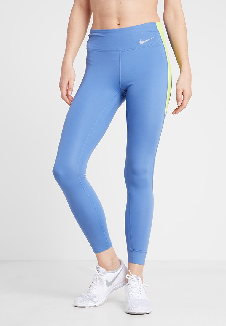 Nike Performance - ALL IN LUX - Tights - indigo storm/cyber