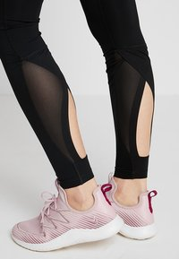 Nike Performance - INTERTWIST 2.0 - Tights - black/thunder grey