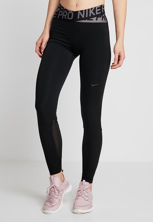 INTERTWIST 2.0 - Leggings - black/thunder grey