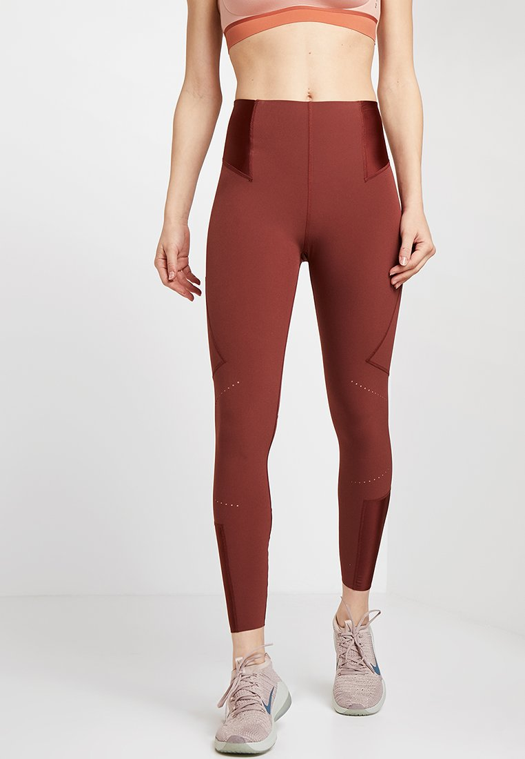 Nike Performance - Legging - pueblo brown