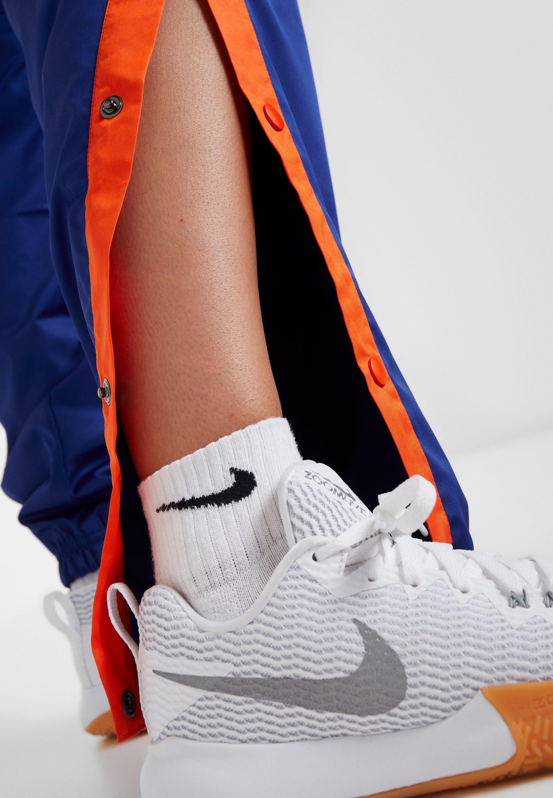 Snap Nike Blue brilliant Nba Rush New Womens Knicks York PantSquadra Ornge Performance 3j5RLq4A