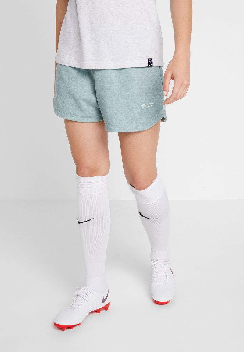 Nike Performance - DRY SHORT - kurze Sporthose - bicoastal/heather/pistachio frost