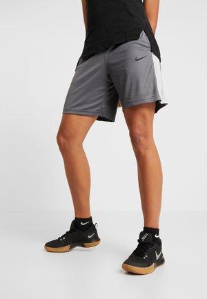 DRY SHORT ESSENTIAL - Sports shorts - dark grey/wolf grey/black