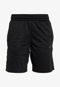 Nike Performance - NIKE DRI-FIT DAMEN-BASKETBALLSHORTS - Sports shorts - black/anthracite - 4
