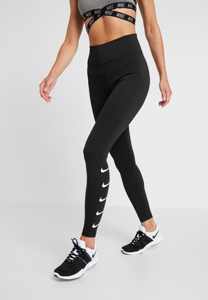 RUN - Collant - black/white