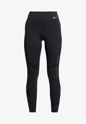ONE REBEL 7/8  - Legging - black/white