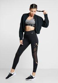 Nike Performance - ONE REBEL 7/8  - Collant - black/white - 1