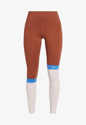ONE - Tights - dusty peach/echo pink/photo blue/white