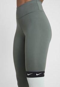 Nike Performance - ONE - Punčochy - juniper fog/pistachio frost/black/white - 4