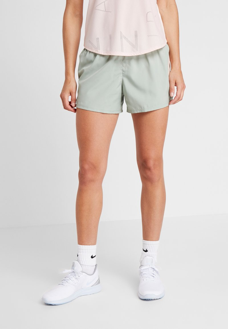 Nike Performance - SHORT REBEL - Pantalón corto de deporte - jade horizon/juniper fog/bright crimson