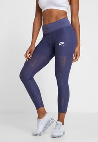 Nike Performance - AIR - Tights - sanded purple/white - 0