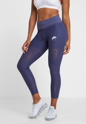 AIR - Leggings - sanded purple/white