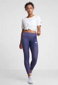 Nike Performance - AIR - Tights - sanded purple/white - 1