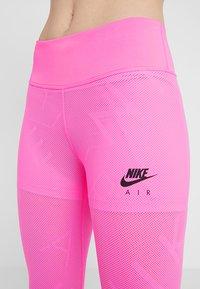 Nike Performance - AIR - Leggings - china rose/black - 3