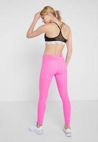 Nike Performance - AIR - Leggings - china rose/black - 2