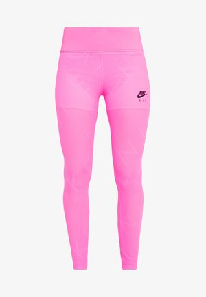 AIR - Legging - china rose/black