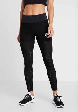 AIR - Tights - black/white