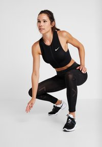 Nike Performance - AIR - Punčochy - black/white - 1