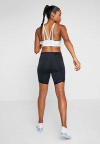 Nike Performance - BIKE SHORT AIR - Tights - black/thunder grey - 2