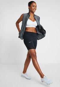 Nike Performance - BIKE SHORT AIR - Tights - black/thunder grey - 1
