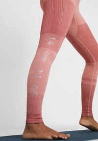 Nike Performance - CITY - Tights - pink quartz/cedar/silver - 3