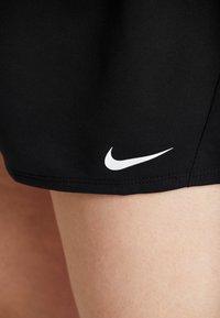 Nike Performance - SHORT PLUS - Sportovní kraťasy - black/white - 6
