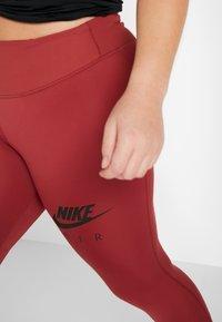 Nike Performance - FAST AIR PLUS - Punčochy - cedar/black - 3