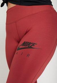 Nike Performance - FAST AIR PLUS - Punčochy - cedar/black - 6
