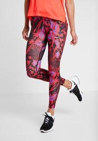 Nike Performance - FAST - Leggings - university red/silver - 0
