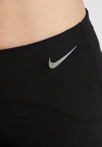Nike Performance - Punčochy - black/gunsmoke - 6