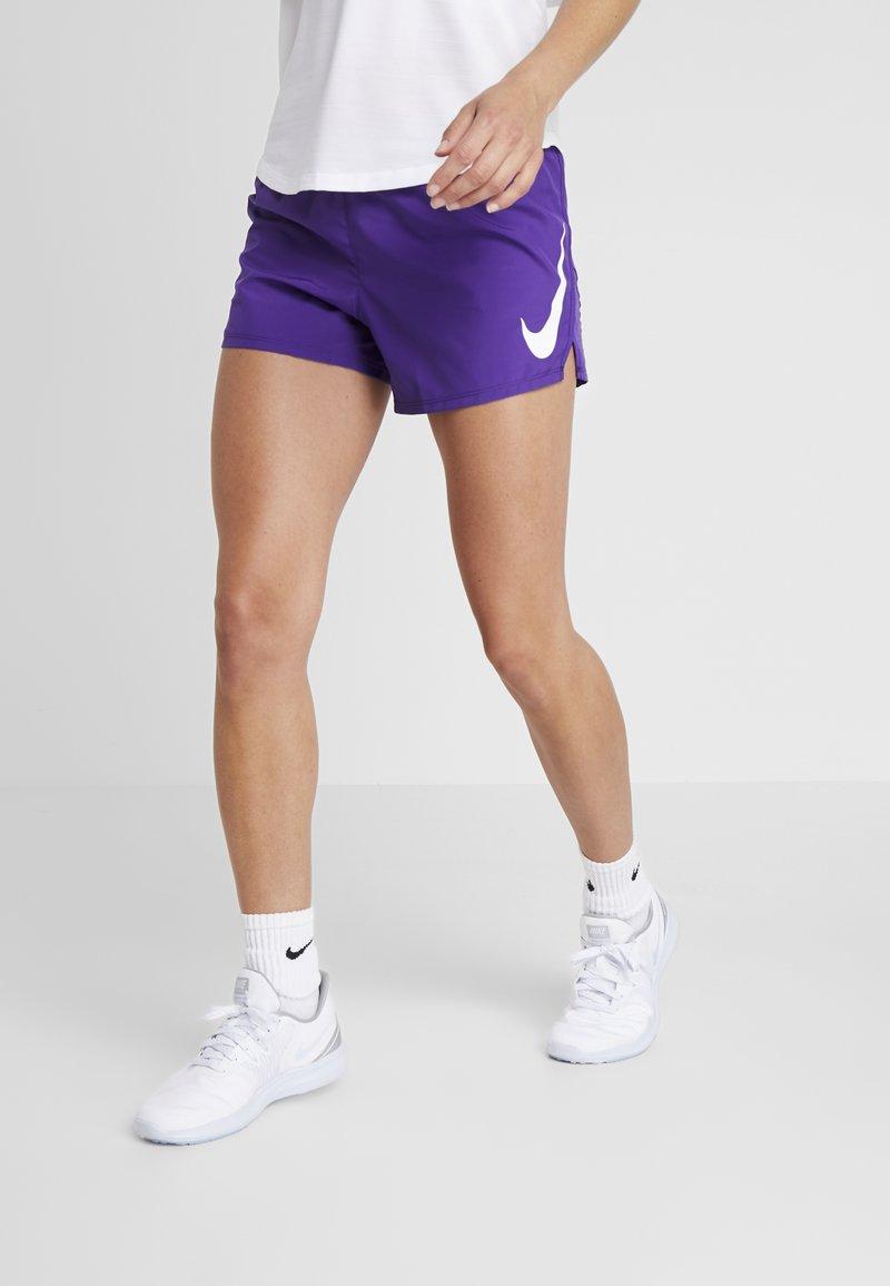 Nike Performance - RUN SHORT - Pantalón corto de deporte - court purple/white